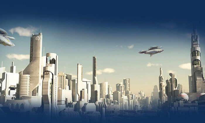 Airbus разрабатывает самоуправляемое летающее такси