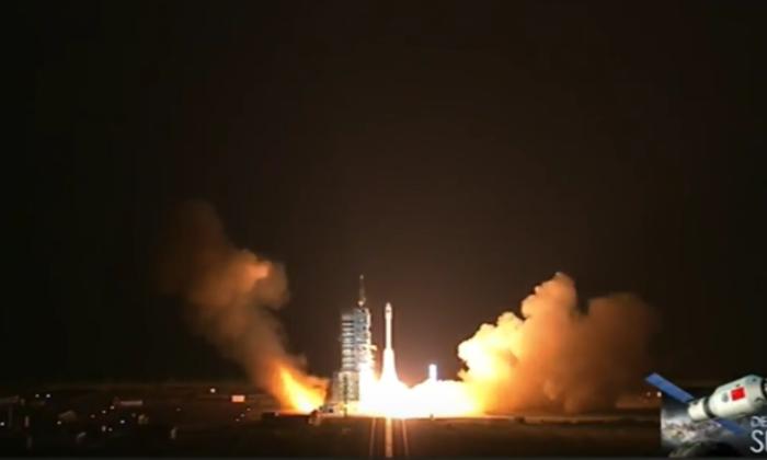 Тестирование орбитальной станции «Тяньгун-2» в Китайская народная республика прошло удачно