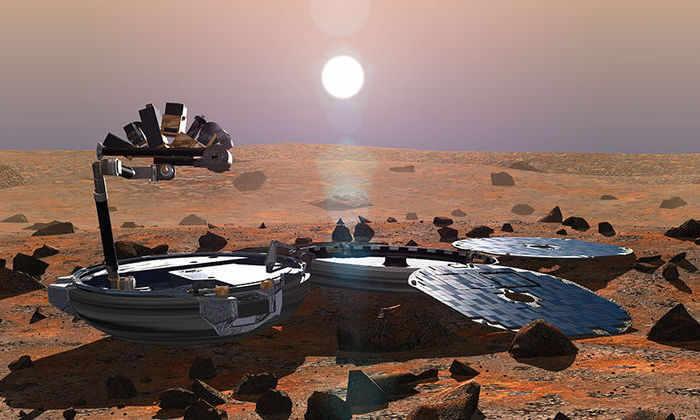 Ученые опровергли крушение потерянного при посадке на Марс