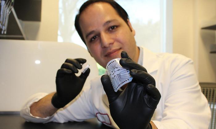 «Лаборатория на чипе»: стоит копейки и определяет болезнь на ранней стадии