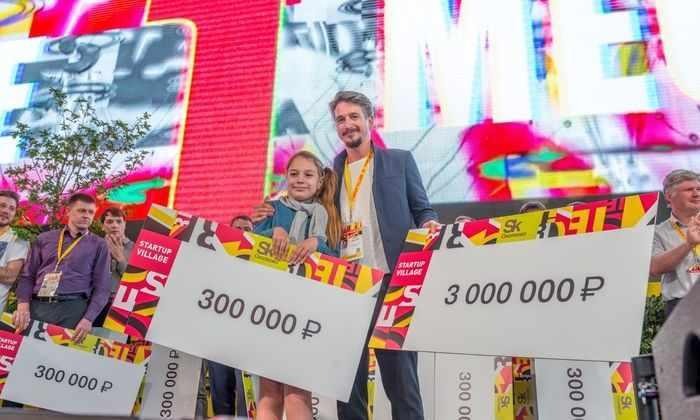 Объявлены победители конкурса инноваций Startup Village в Сколково