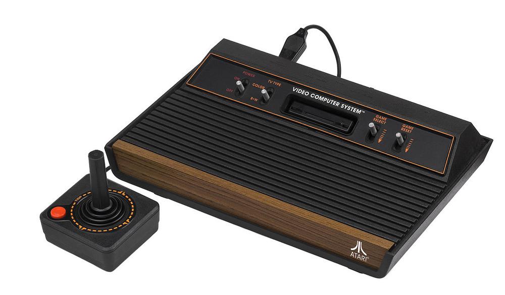 Atari готовит новую консоль