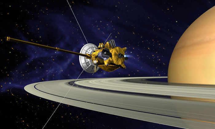 Влияния «планеты Х» на зонд Cassini не обнаружено