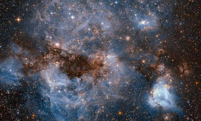 Астрономы впервые увидели рождение черной дыры