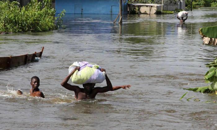 Глобальное потепление вызовет дожди в засушливых районах мира