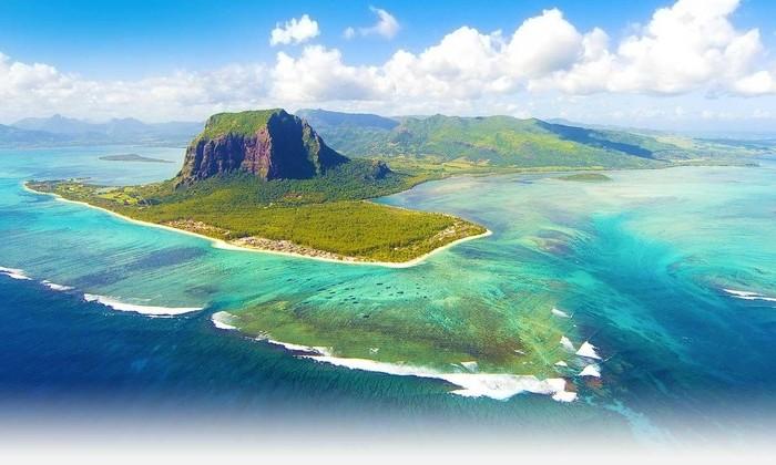 Под островом Маврикий нашли древнейший материк Земли