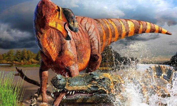Археологи нашли следы динозавров на северо-востоке Китая