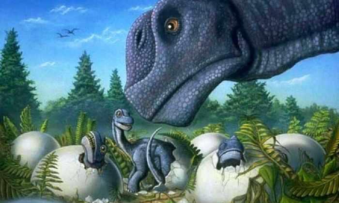 Палеонтологи нашли у динозавров