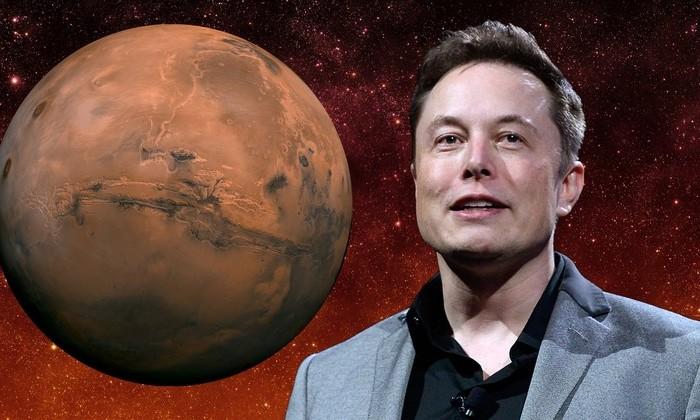 Илон Маск в подробностях рассказал о колонизации Марса