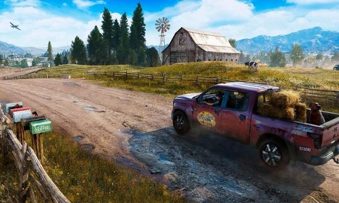 Не слишком религиозная секта и беспредел: вышел новый трейлер Far Cry 5