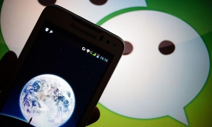 Роскомнадзор заблокировал китайский мессенджер WeChat