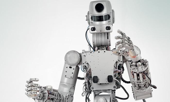 Робот FEDOR Первый