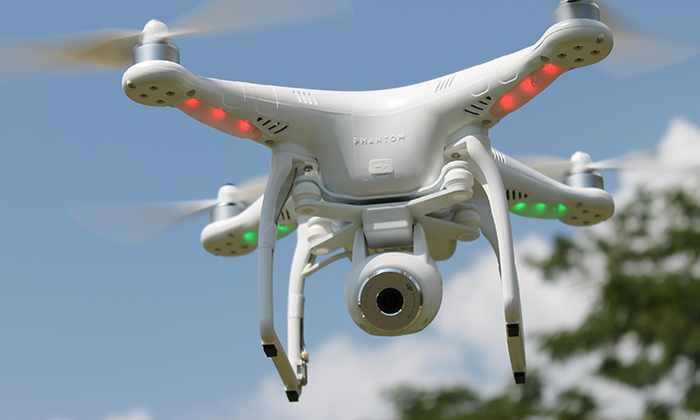 Квантовый датчик поможет дронам «видеть» препятствия