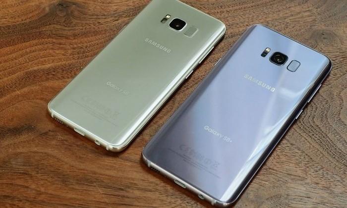 Samsung презентовала смартфон Galaxy S8