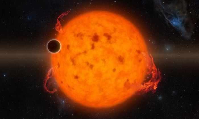Видео: ученые открыли самую молодую планету из когда-либо найденных ранее