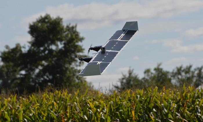 Дрон-«оборотень»: вертолет, который превращается в самолет