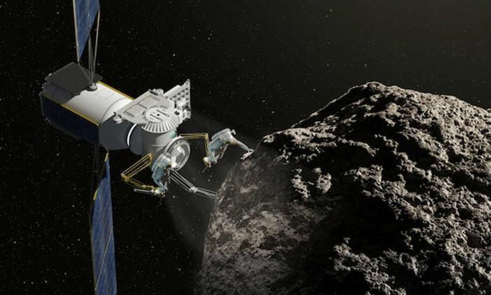 Закон о добыче ископаемых на астероидах заработает в Люксембурге с 1 августа