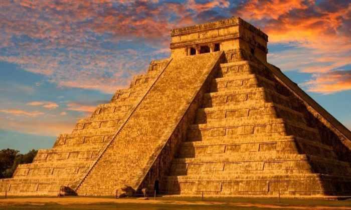 Пирамида в пирамиде: археологи нашли пирамиду-«матрешку»