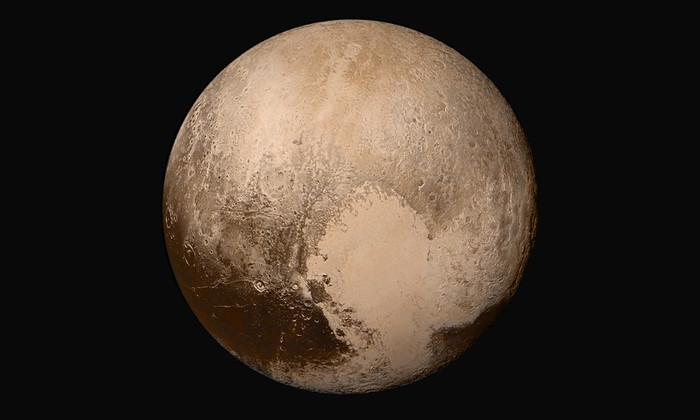 Плутон - не планета