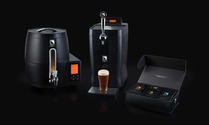 Пивоварню размером с кофемашину разработали в Австралии