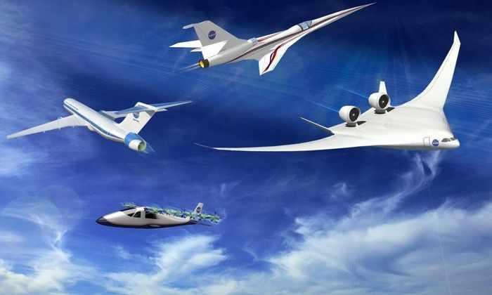 НАСА инвестирует $43,5 миллиона в разработку электрического самолета