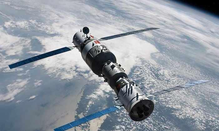 Китай поделится своей новой космической станцией с миром