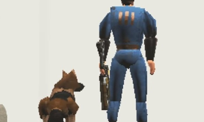 GTA 5, Fallout 4 и другие игры в адаптации для 1998 года