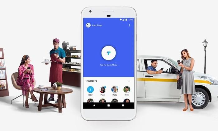 Новое приложение Google использует звук для передачи денег