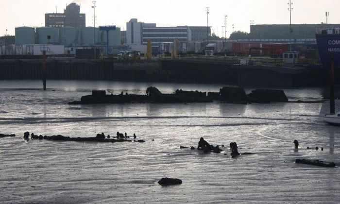 В Англии нашли два потерянных немецких корабля Первой мировой