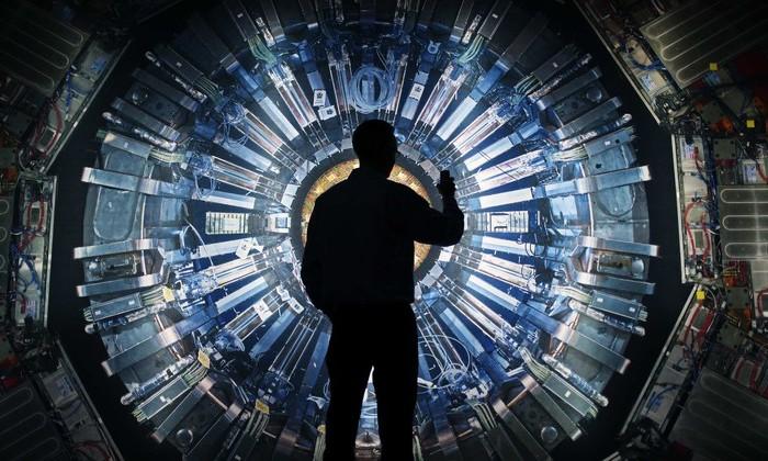 В Большом адронном коллайдере получили пять новых частиц