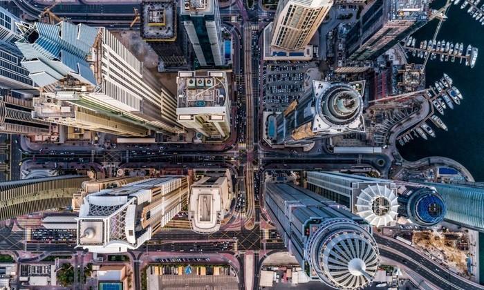 Выбраны лучшие в мире фотографии 2017 года, сделанные с помощью дронов