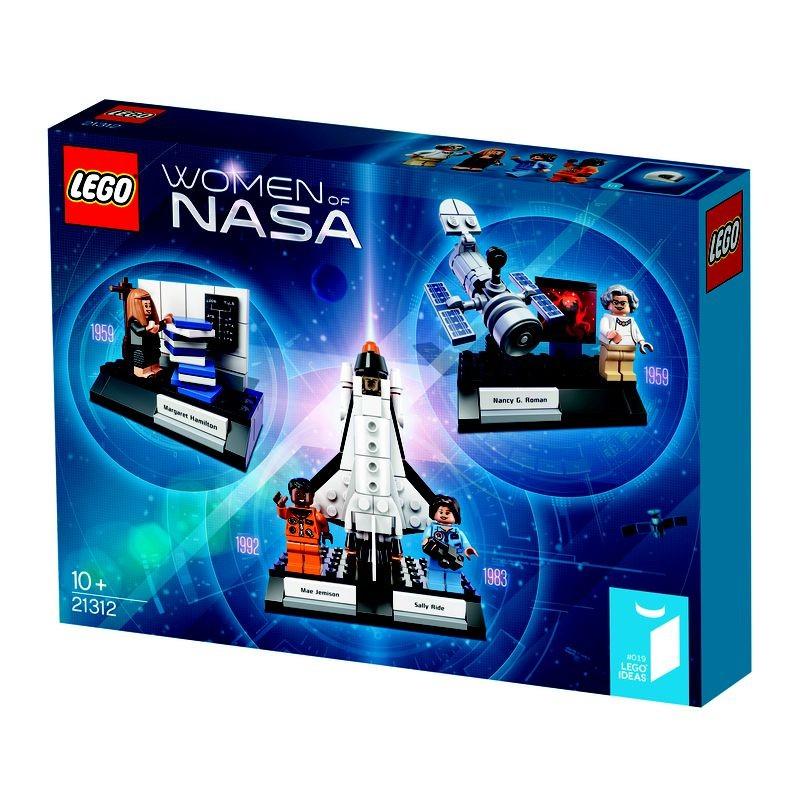 Впродаже появятся фигурки Lego ввиде сотрудниц NASA