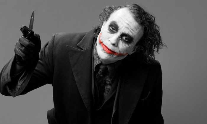 Комплекс Джокера или как сделать так, чтобы рана заживала без рубца