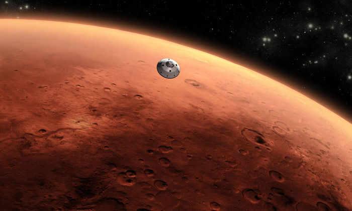 Модули проекта «ЭкзоМарс» успешно разделились при подлете к Марсу