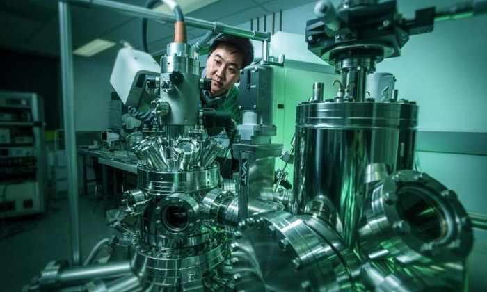Ученые использовали кислородные ножницы для создания суперматериала