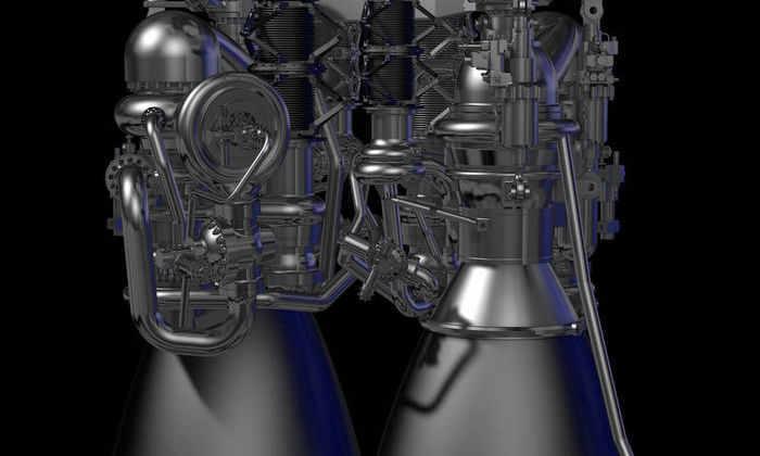 Двигатели Rocketdyne