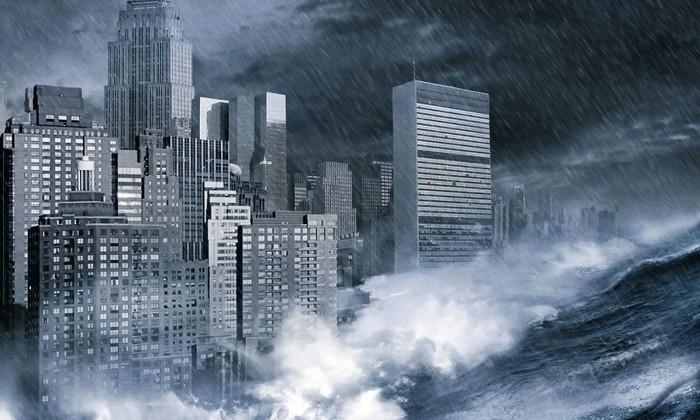 Новая теория: к концу 21 века в Европе будет потоплено пять миллионов домов