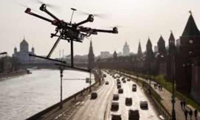 В Москве состоятся первые в России гонки дронов