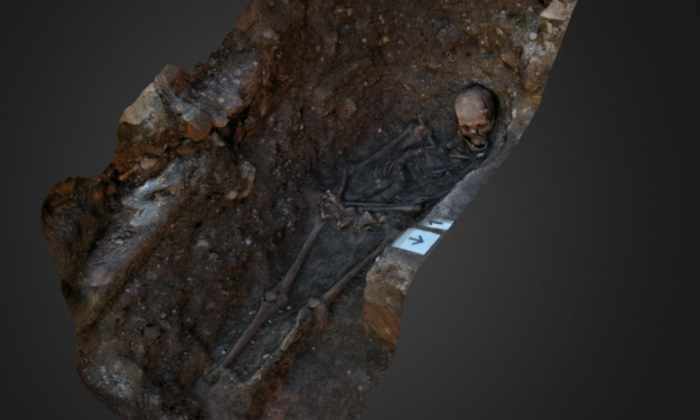 Археологи создали 3D реконструкцию короля Ричарда III