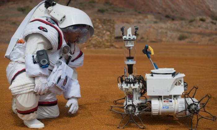 Риск развития рака у путешественников на Марс намного выше, чем считали ранее