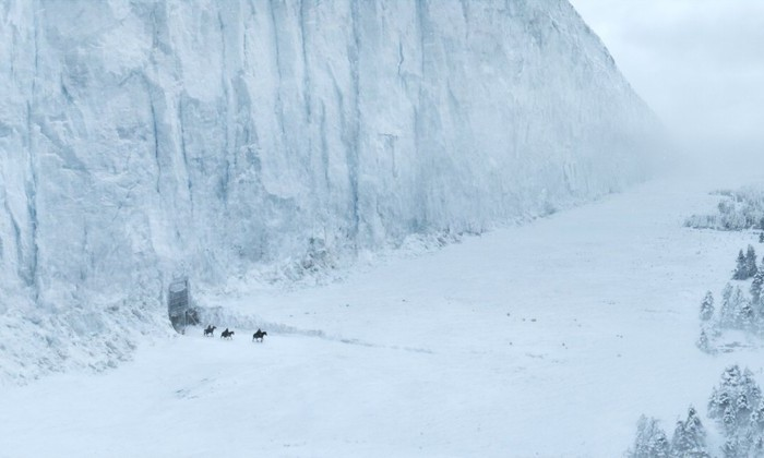 Ледяная стена из «Игры престолов» не могла бы существовать в реальности. Объясняем почему