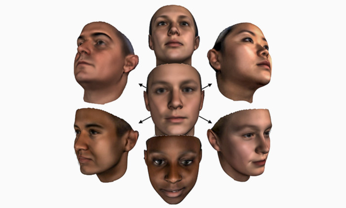 3D-модель лица