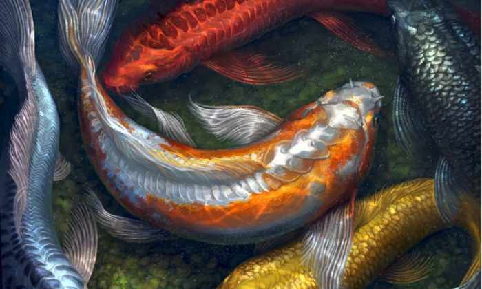 Рыбную чешую превратили в источник энергии