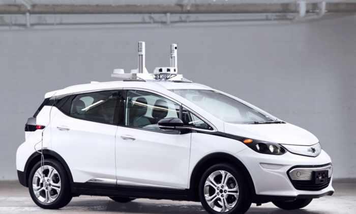 General Motors сделает общедоступным свой первый самоуправляемый электромобиль