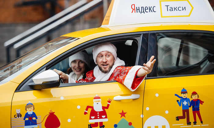 Яндекс и «КАМАЗ» разработают беспилотные такси