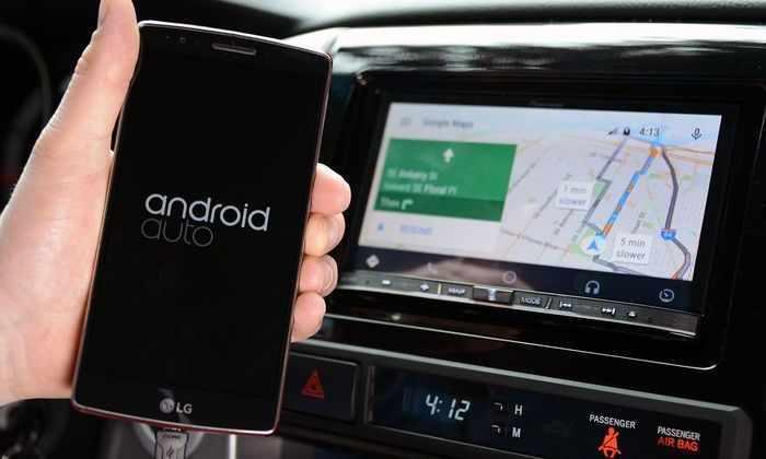 Android Auto стал доступен в России