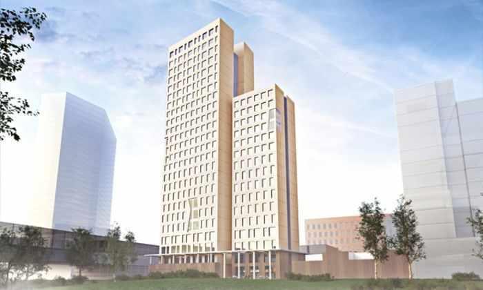 В Лондоне построят первый деревянный небоскреб
