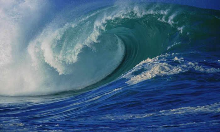 Морскую воду превратили в электричество