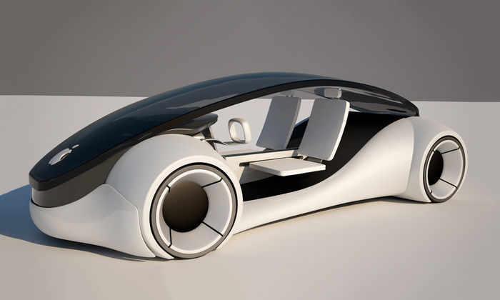 Apple уличили в интересе к созданию беспилотного автомобиля
