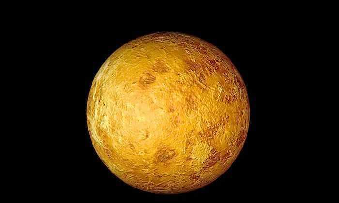 Предсмертные эксперименты Venus Express рассказали о полярной атмосфере Венеры